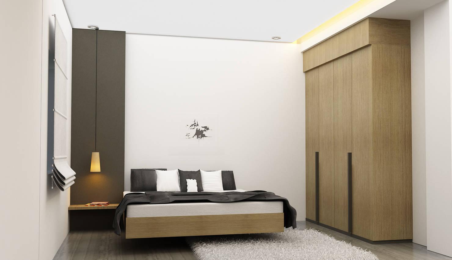 Residential:  Bedroom by Designism