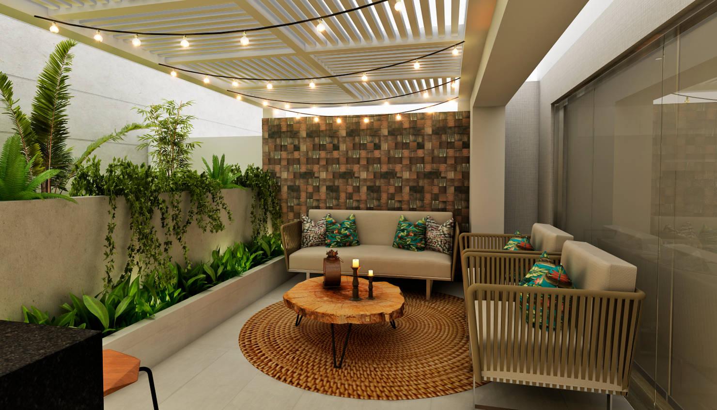 6 Diseños de terrazas para el verano