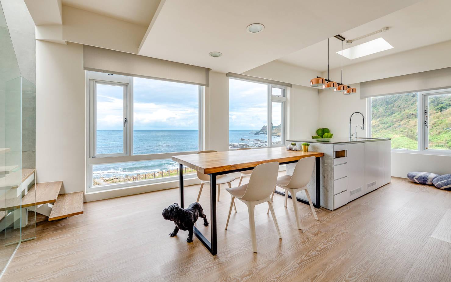 打造美麗又明亮的家:關於落地窗的必知5件事