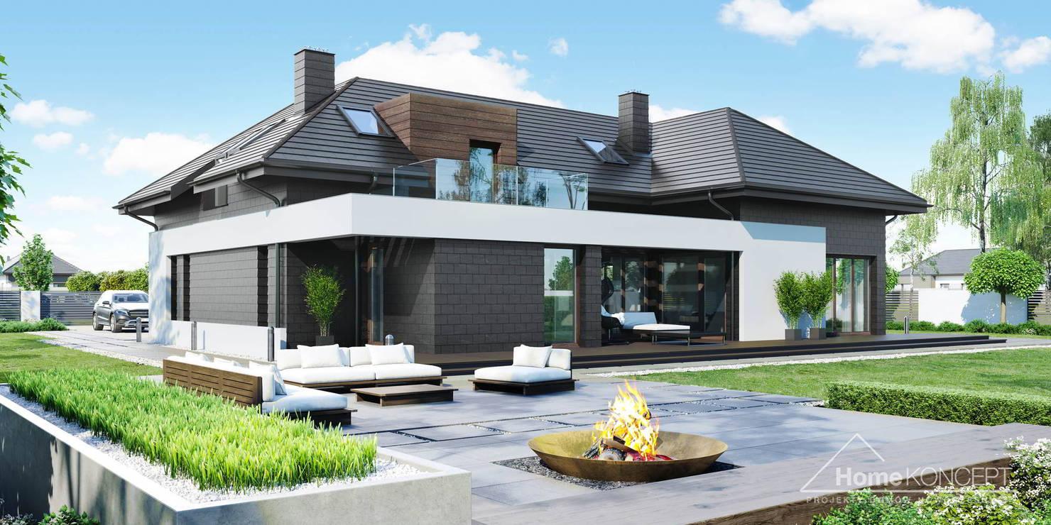 Идеальный дом для современной семьи