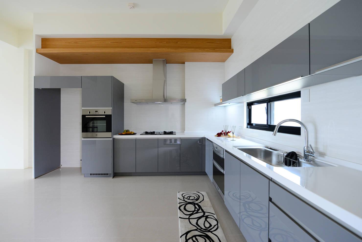 15 款機能超強的寬敞廚房設計|homify
