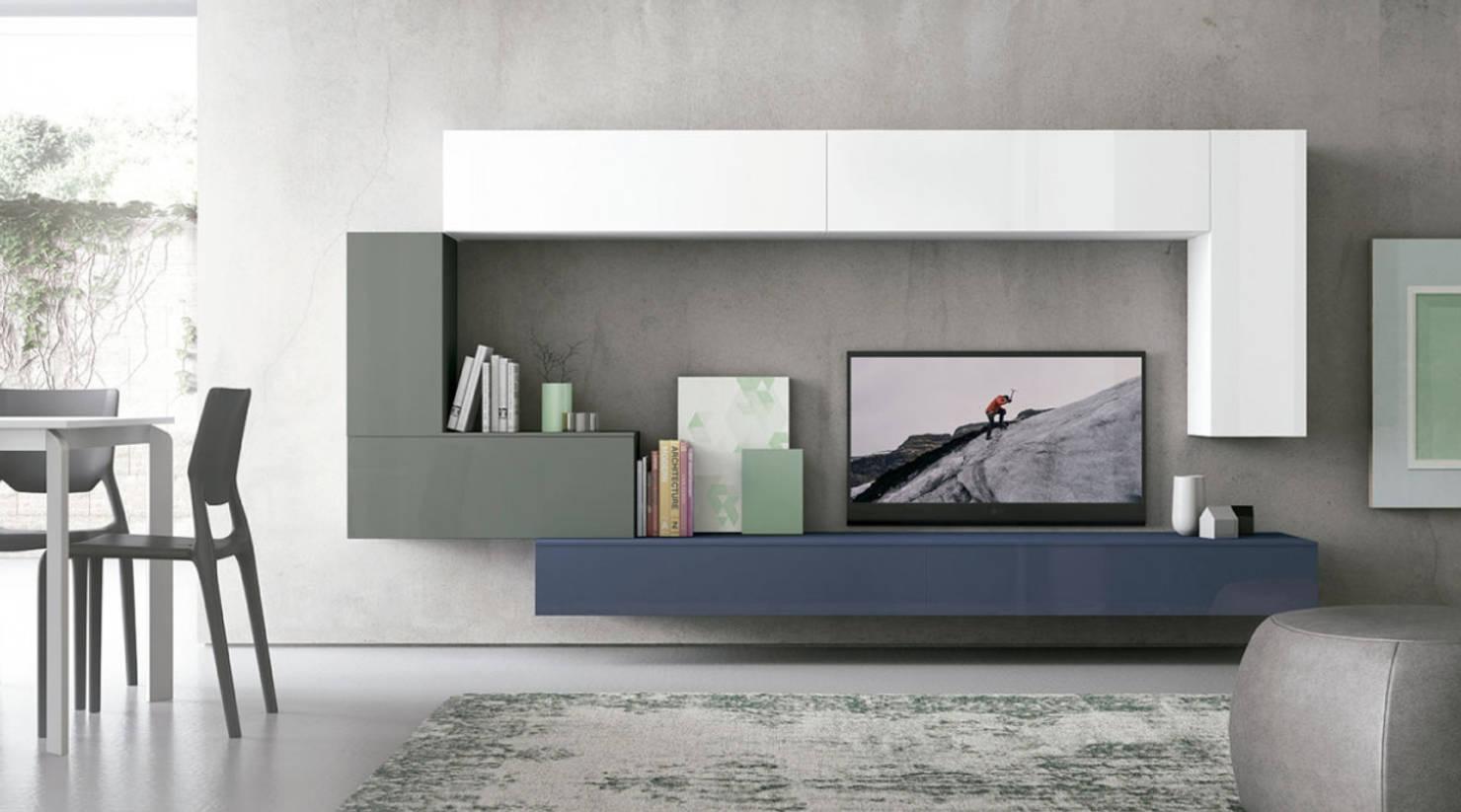 Ideas de muebles para TV y salas de entretenimiento ¡de película!