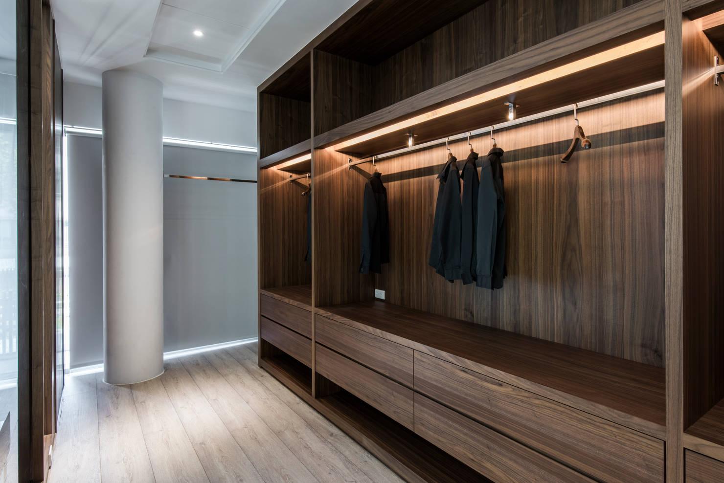 21 種風格各異的更衣室設計