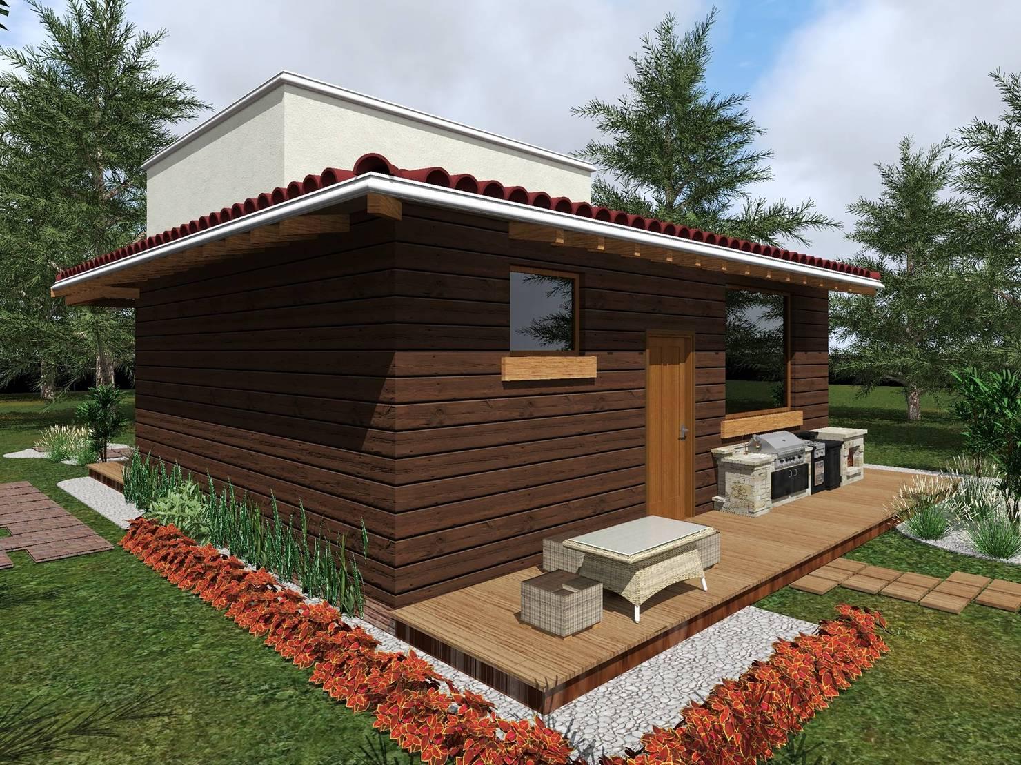 Casas de madera: modelos y precios