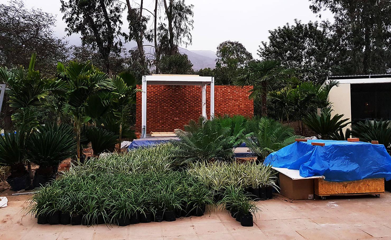 ¡Proyectos de paisajismo 100% peruanos!
