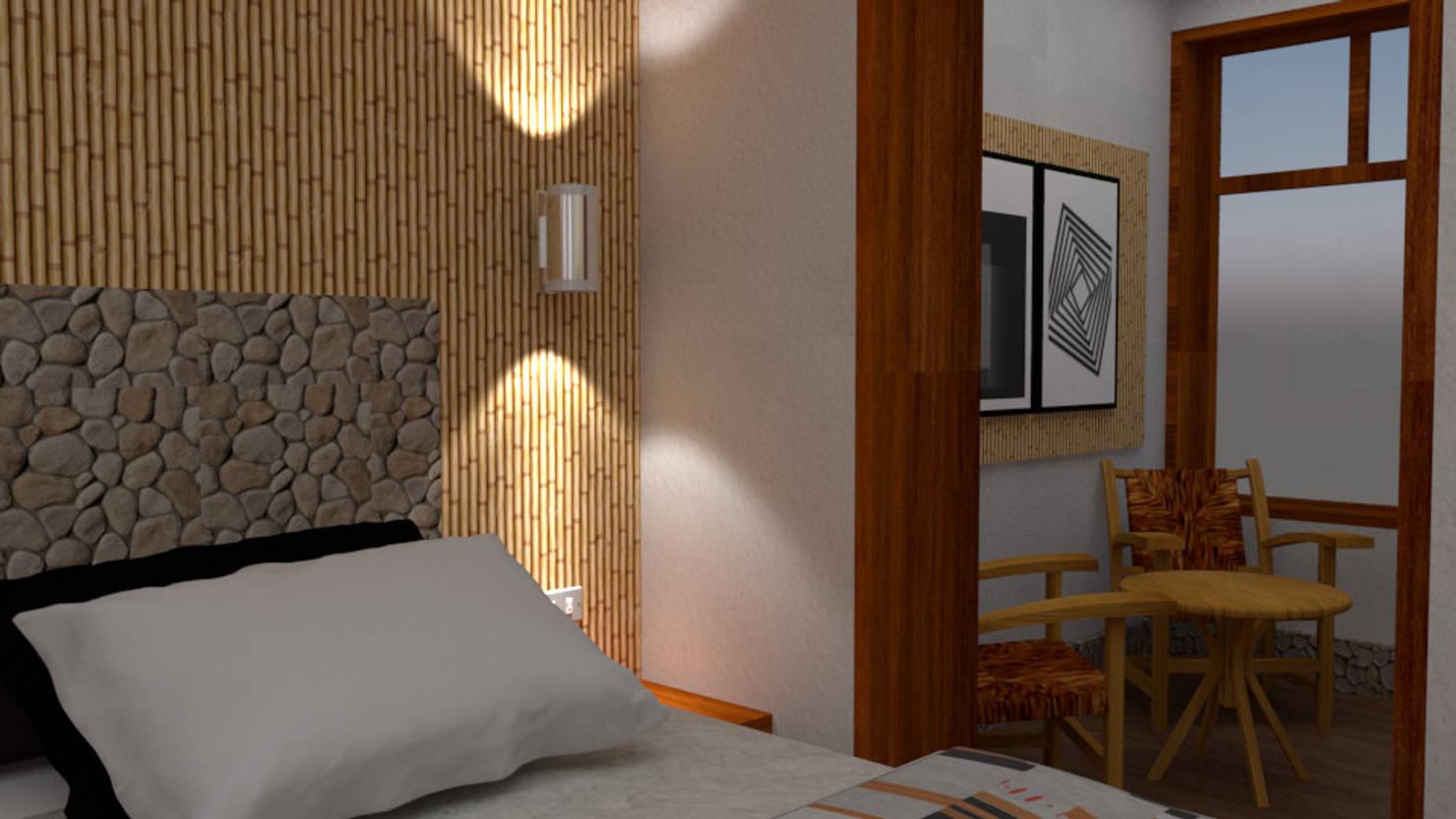 Encántate con este increíble diseño de interior peruano