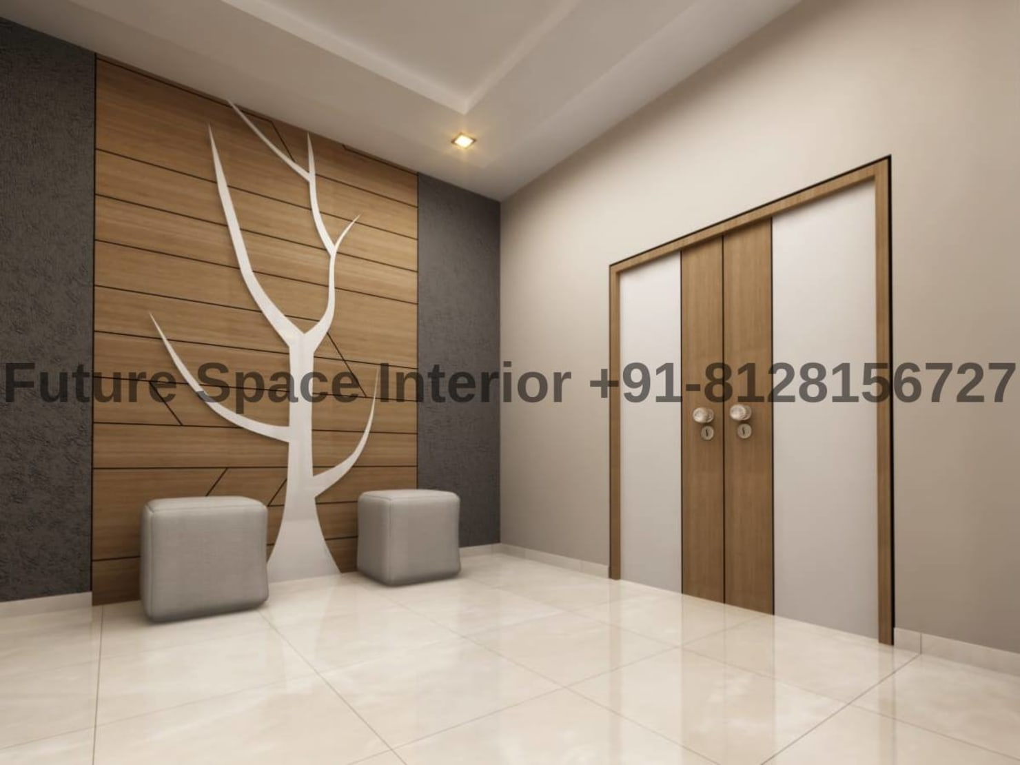 Modern home with state-of-art interiors in Ahmedabad