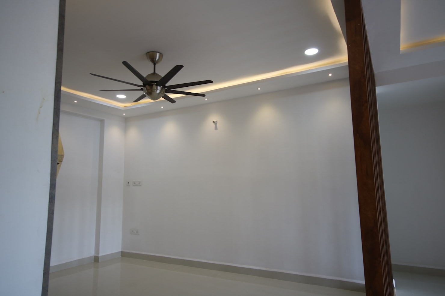 Modern interior designs from an apartment in Hyderabad