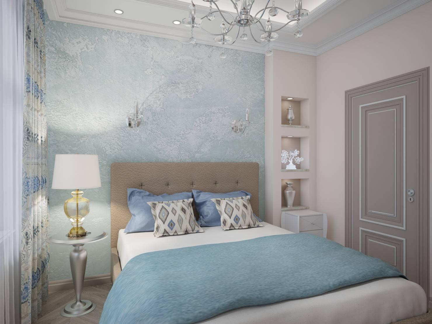 15 идей дизайна маленькой спальни