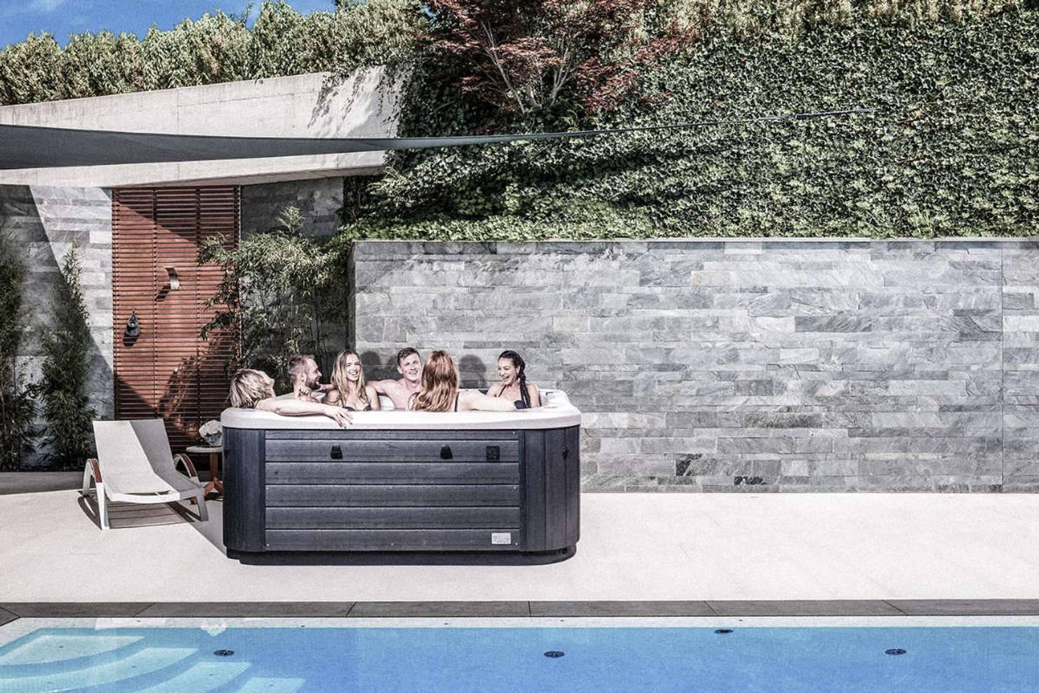 Coole Whirlpools für die ganze Familie