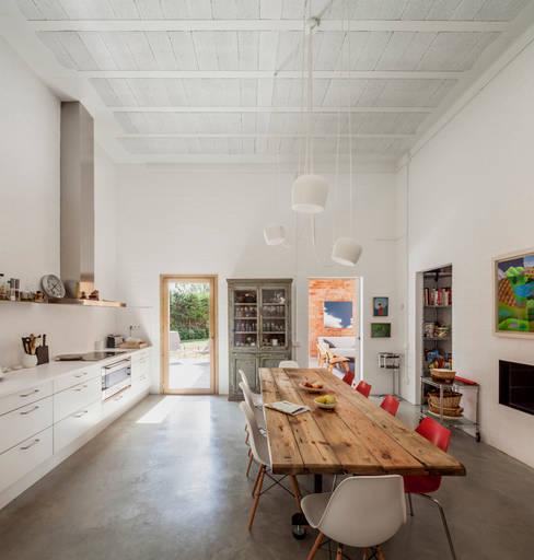 Keuken door HARQUITECTES