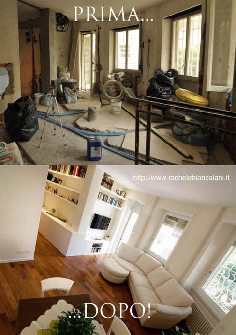 Rachele Biancalani Studio:  tarz Oturma Odası