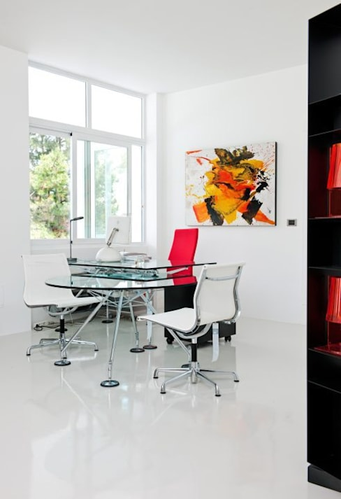 Study/office by Bernadó Luxury Houses