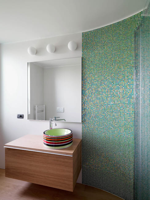 Bathroom by enzoferrara architetti