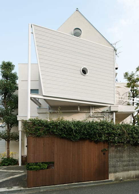 Houses by Kikumi Kusumoto/Ks ARCHITECTS