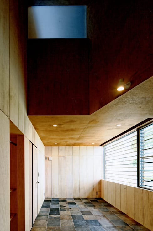 ROOF/M: eu建築設計が手掛けた和室です。