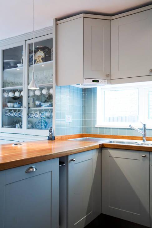 مطبخ تنفيذ Cathy Phillips & Co