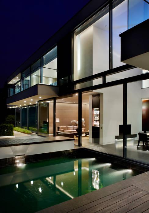 منازل تنفيذ Gregory Phillips Architects