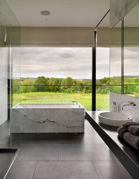 حمام تنفيذ Gregory Phillips Architects