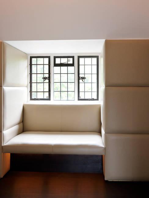 Salones de estilo  de Gregory Phillips Architects