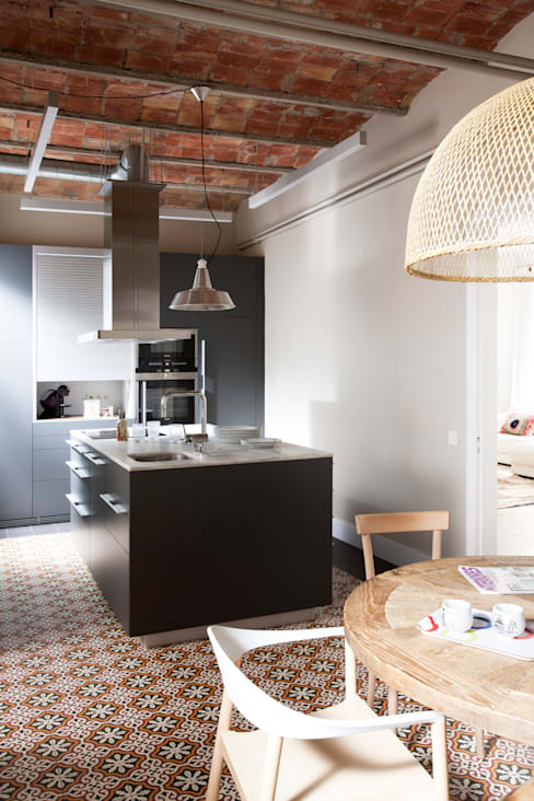Kitchen by The Room Studio