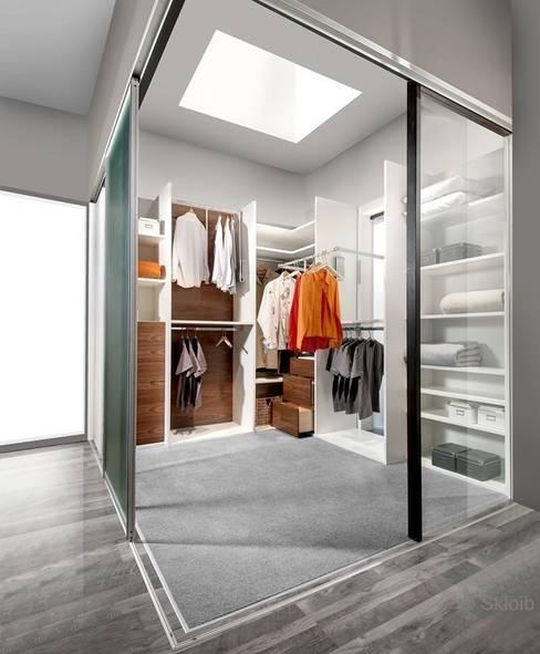 Projekty,  Gospodarstwo domowe zaprojektowane przez Lignum Möbelmanufaktur GmbH