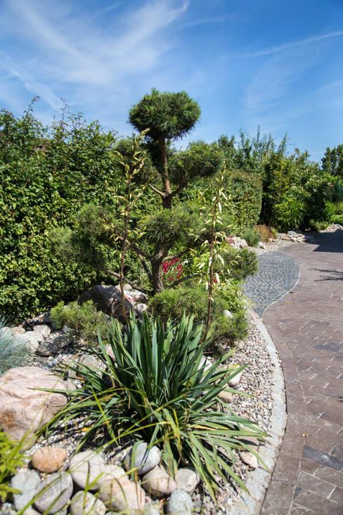 Jardines con piedras de estilo  de Oswald Gärten