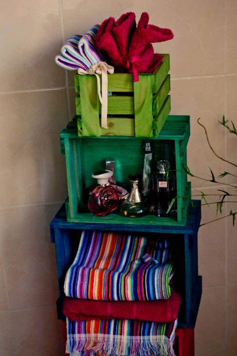 Bathroom by amiko espacios