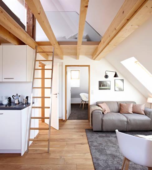 Living room by Ute Günther  wachgeküsst
