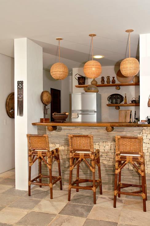 Cantina in stile  di Isnara Gurgel - Arquitetura + Interiores