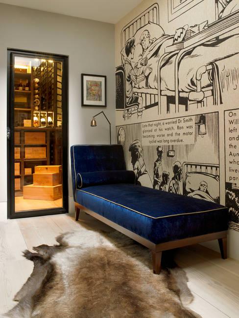 Salon de style  par LEIVARS