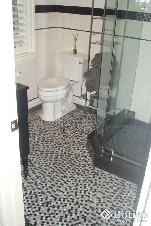 Ванные комнаты в . Автор – Botico