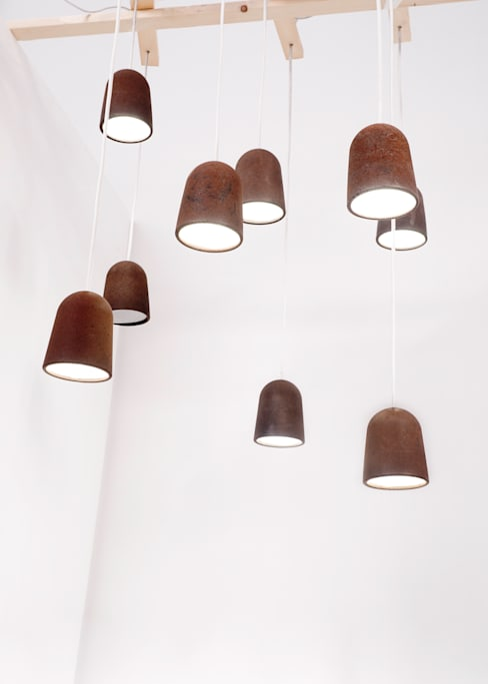 Projekty,  Salon zaprojektowane przez Raúl Laurí design lab