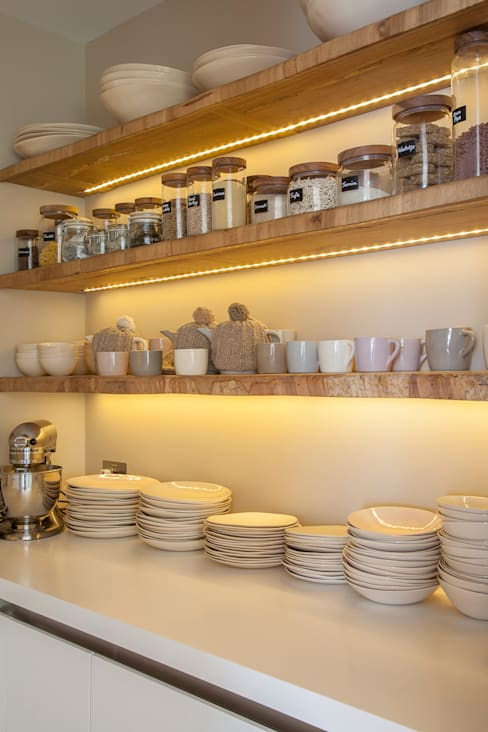 Kitchen by Future Light Design