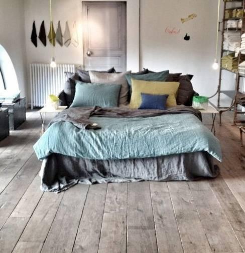 Спальни в . Автор – Scenes d'interieuR