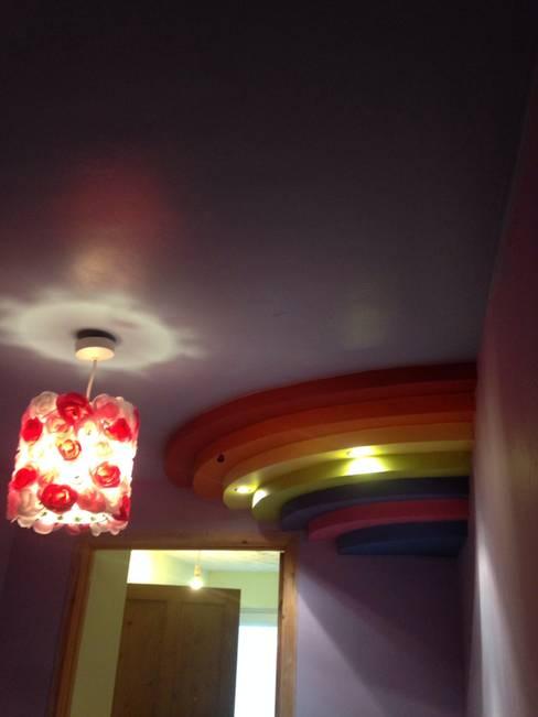 Quarto infantil  por Lancashire design ceilings
