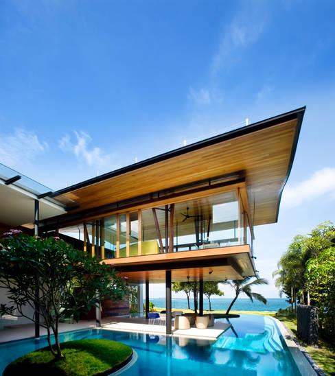 Maisons de style  par Guz Architects