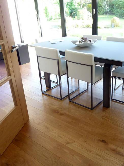 Muren & vloeren door Fine Oak Flooring Ltd.
