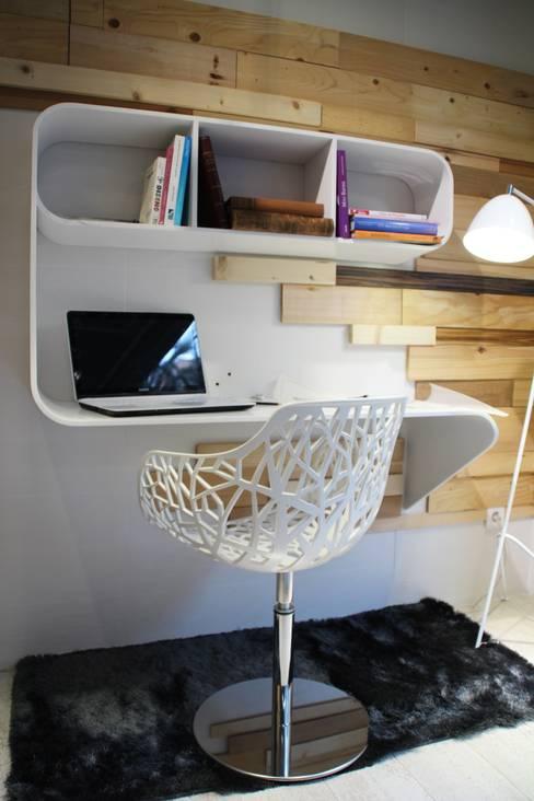 مكاتب العمل والدراسة تنفيذ Ideas Interiorismo Exclusivo, SLU