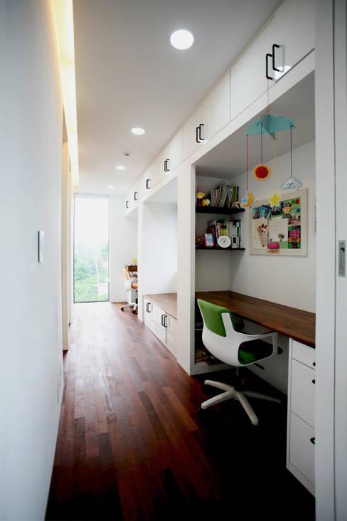 Kinderkamer door HBA-rchitects