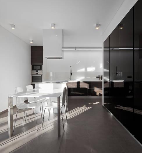Кухни в . Автор – A2+ ARQUITECTOS