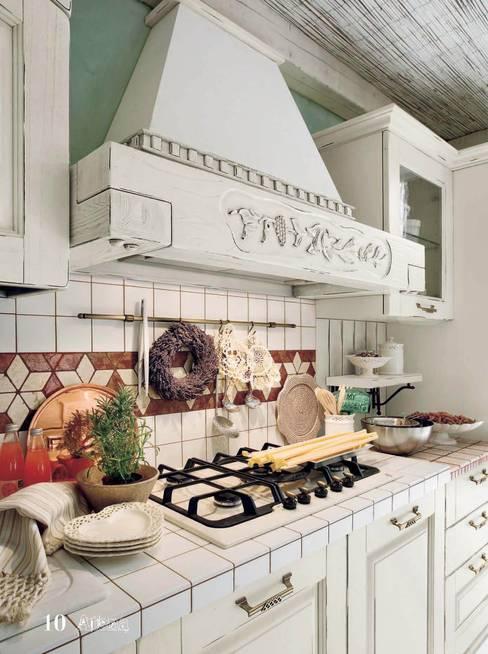 Projekty,  Kuchnia zaprojektowane przez ROMANO MOBILI dal 1960