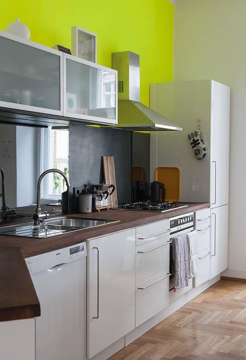 Cocinas de estilo  por Berlin Interior Design