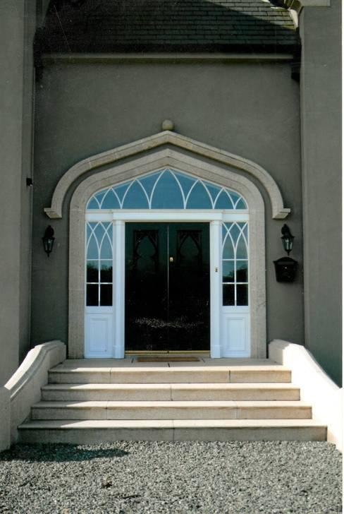 Окна в . Автор – Heliolux Design