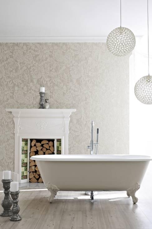 Prestigious Textilesが手掛けた浴室