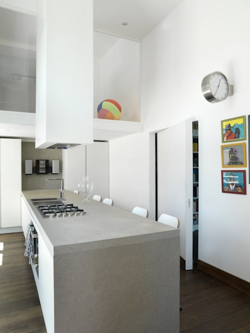 Kitchen by na3 - studio di architettura