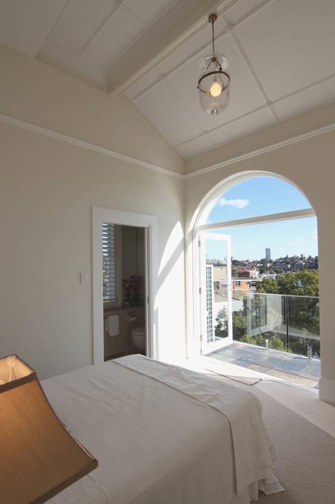 Apartment Renovation – Australia :  Houses by Corner-S Architectural Design (Australia)