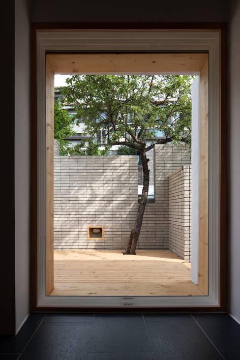 Huizen door 무회건축연구소