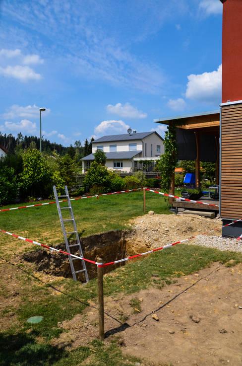 Tuin door design@garten - Alfred Hart -  Design Gartenhaus und Balkonschraenke aus Augsburg