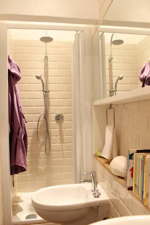 Bathroom by Arch. Silvana Citterio
